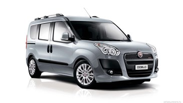 Fiat Doblo A/C Mini Bus